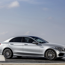 The C-Class will launch in 2014