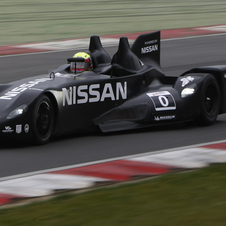 Nissan DeltaWing