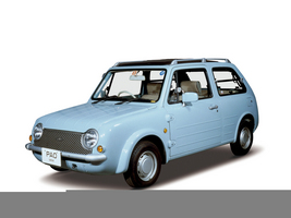 Nissan Pao Automatic