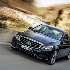 Mercedes-Benz C 220 CDI 4Matic