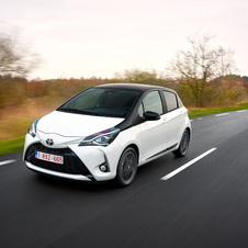 Toyota Yaris 1.0G Exclusive