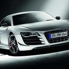 Audi produced an R8 GT previously that topped the range