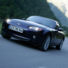 The car will maintain the round face that the MX-5 has always had