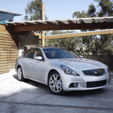 Infiniti G 37 Limited Edition