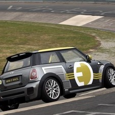 MINI (BMW) MINI E Race