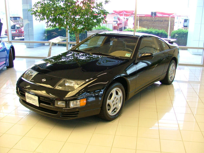 Nissan 300 ZX Automatic