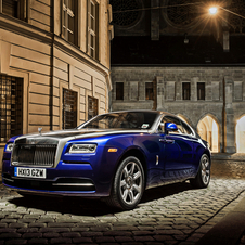 Rolls-Royce had its fourth year of consecutive record sales