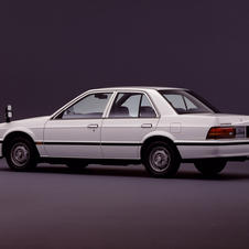 Nissan Bluebird Sedan for Driving School