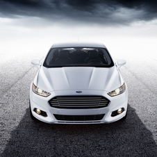 Ford Fusion 1.6 EcoBoost I-4 SE AT