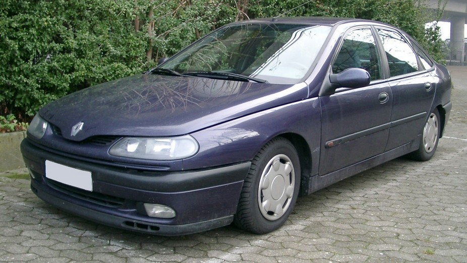 Renault Laguna 3.0 V6 Automatic :: 2 photos and 56 specs :: autoviva ...