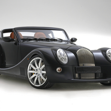 Morgan and Zytek create an all electric sports car