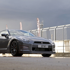 The GT-R darts to 60mph in 3 seconds flat with metronomic consistency.