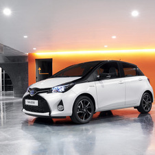 Toyota Yaris 1.5HSD Active