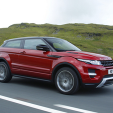 The Evoque has been winning awards world wide