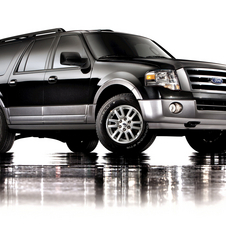 Ford Expedition EL XLT 4X2