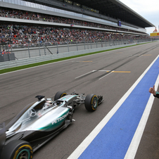 Mercedes returned to domination at the Russian Grand Prix and conquered the world title