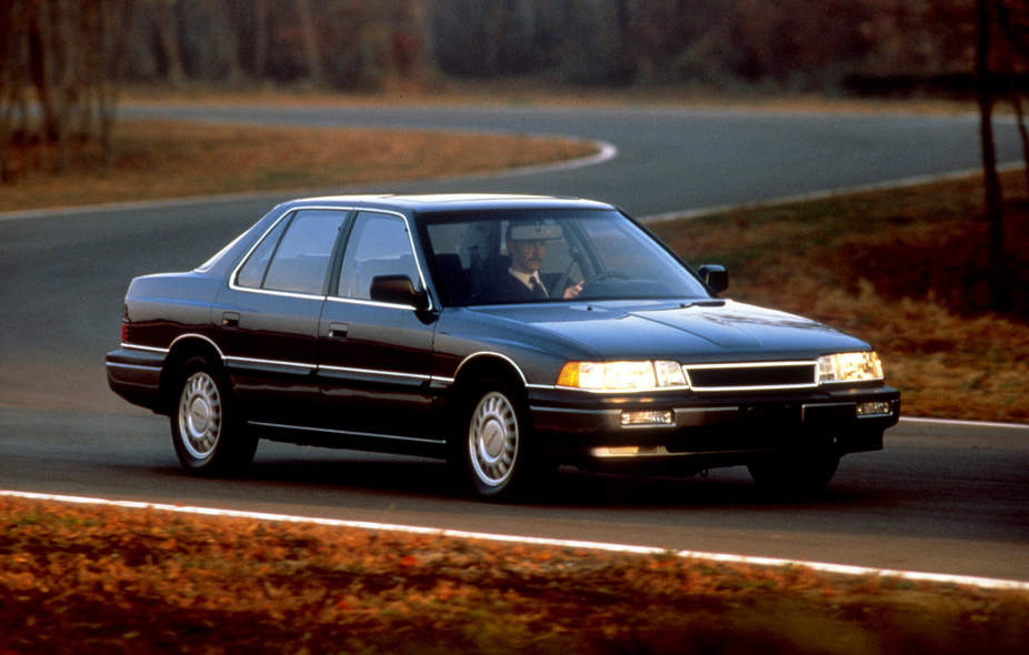 Acura Legend Sedan, 1986