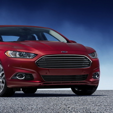 Ford Fusion 2.0 EcoBoost I-4 S