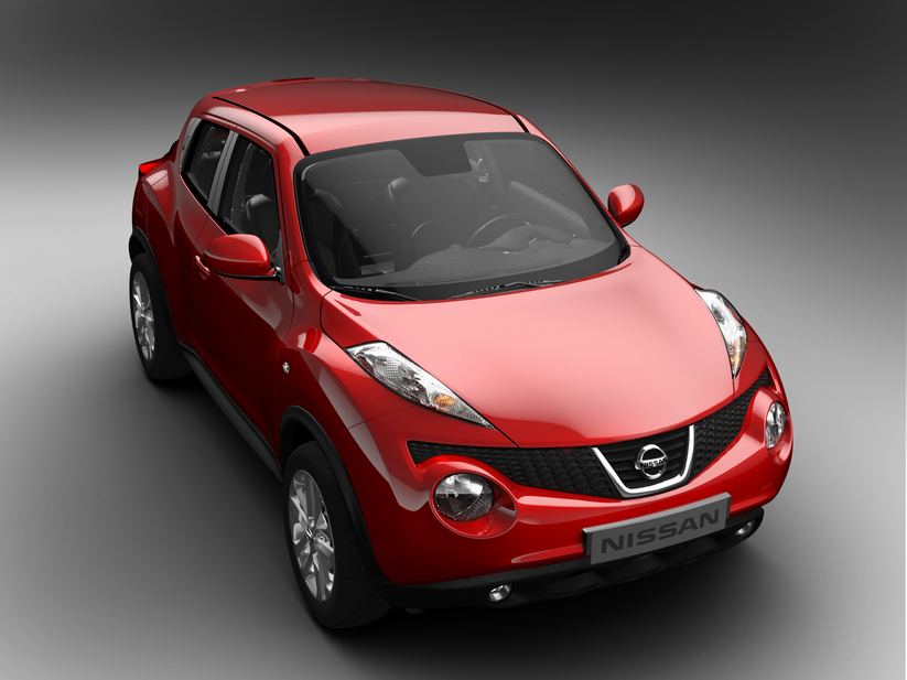 Nissan Juke 1.6 Pure Drive :: 1 photo and 77 specs :: autoviva.com