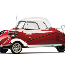 Messerschmitt KR200 Vic Hyde