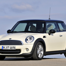 MINI (BMW) Cooper D AT