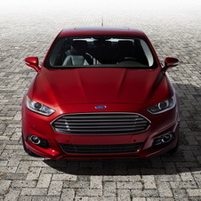Ford Fusion 2.0 EcoBoost I-4 S AWD