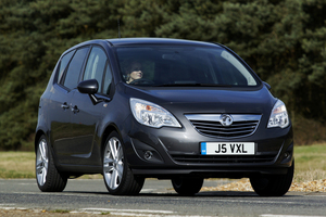Vauxhall Meriva 1.4 Excite Limited Edition