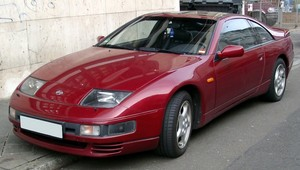 Nissan 300 ZX Version S Twin Turbo