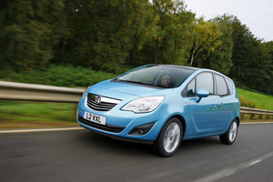 Vauxhall Meriva 1.4T Excite Limited Edition