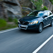 Volvo XC60 D5 Start/Stop Summum