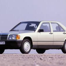 Mercedes-Benz 190 E 1.8 AT