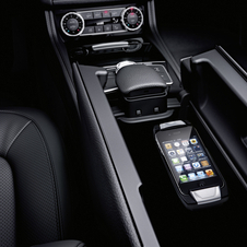 Mercedes also has an iPhone pairing program