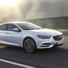 Opel Insignia Grand Sport 1.6 Turbo D Selective