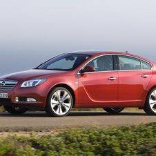 Opel Insignia 2.0 Turbo Cosmo 4x4 Active Select