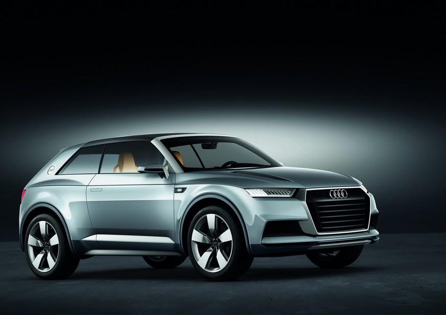 Worksheet. Audi Quattro Might Return as EvoqueStyle SUV  News  autovivacom