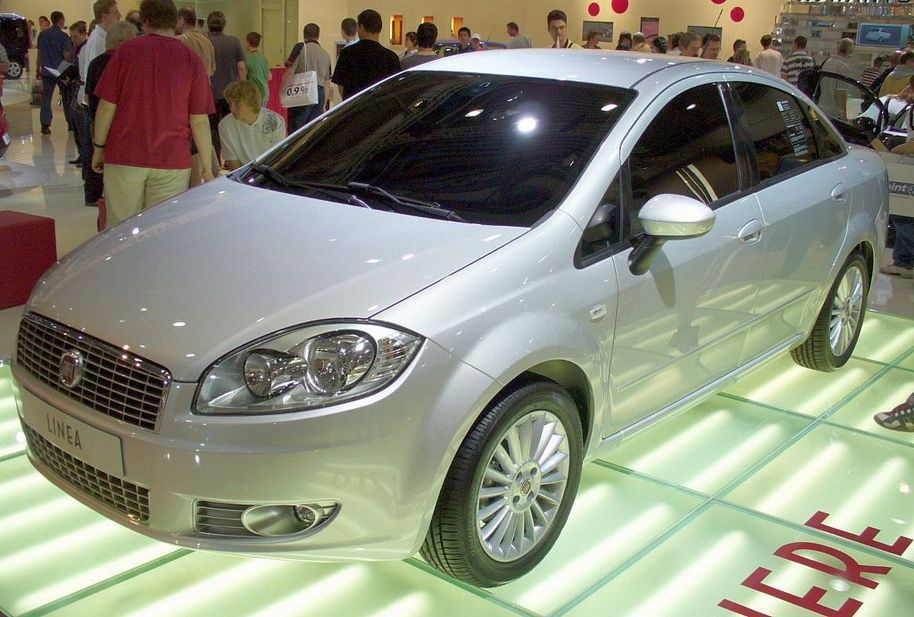 Fiat Linea 1.3 Multijet 16v Dualogic :: 2 photos and 70 specs ...