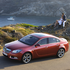 Opel Insignia 2.0 Turbo Sport 4x4 Active Select