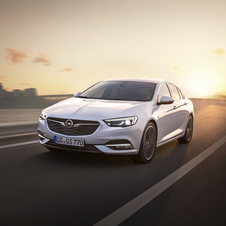 Opel Insignia Grand Sport 2.0 Turbo D Innovation