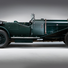 Bentley Speed 6