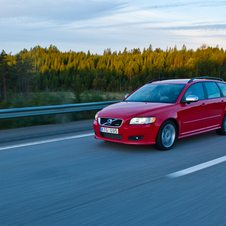 Volvo V50 D4 R-Design Geartronic