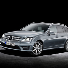 Mercedes-Benz C 180 CDI BlueEFFICIENCY Estate