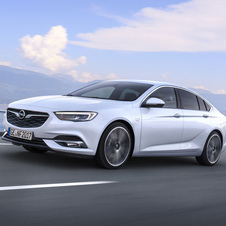 Opel Insignia Grand Sport 2.0 Turbo D Selective