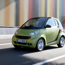 smart fortwo lightshine cdi
