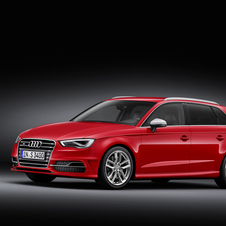 The Audi S3 Sportback makes the car more family friendly