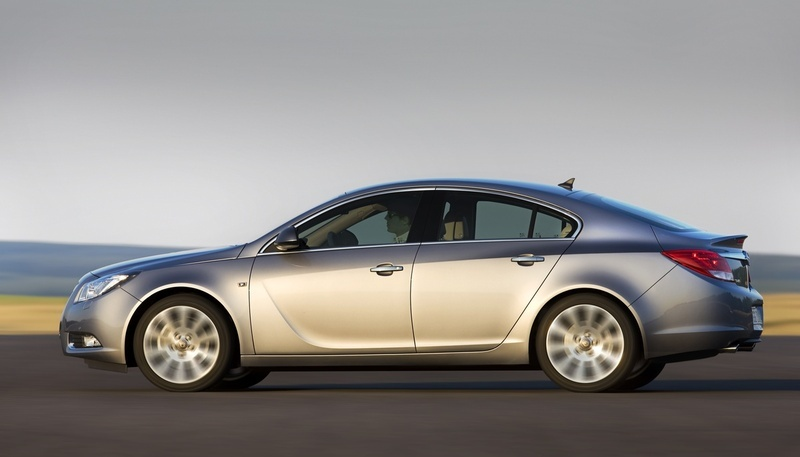 Opel Insignia 2.8 V6 Turbo ECOTEC Automatic :: 1 photo and 51 specs ...