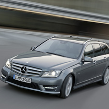 Mercedes-Benz C 220 CDI BlueEFFICIENCY Estate