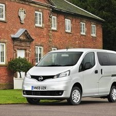 Nissan NV200 Combi 5 1.5 dCi 90 Basic