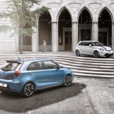The MG3 is scheduled to go on sale in September