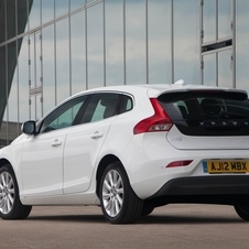 Volvo V40 D2 Start/Stop Summum Powershift