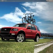 Ford Explorer AWD XLT 4.0L
